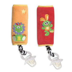 Brand New Playgro My First Car Seat Pram Strap Covers - BumpsieDaisy