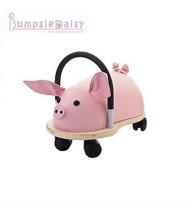 Australian Award Winning Wheely Bug Ride On Pig Small - BumpsieDaisy