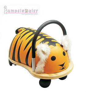 Australian Award Winning Wheely Bug Ride On Tiger Large - BumpsieDaisy