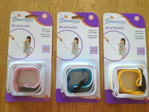 Dreambaby Wrist Buddy Harness Toddler Baby Child Walking Safety Strap Dream - BumpsieDaisy