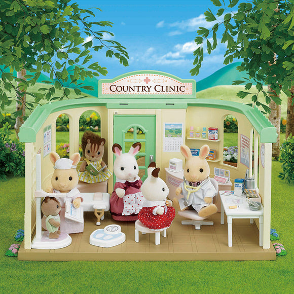 NEW Sylvanian Families Country Doctor Set 5096 - BumpsieDaisy