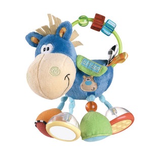 New Playgro Toy Box Clip Clop Activity Rattle Baby Toy 0m+ - BumpsieDaisy