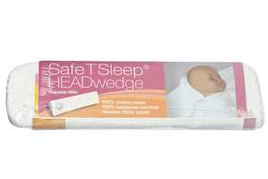 NEW Safe T Sleep Headwedge Multiwedge - prevents infant baby flat head syndrome - BumpsieDaisy