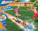 New Banzai Speed Blast Waterslide 16ft Long Water Slide Backyard Fun! - BumpsieDaisy