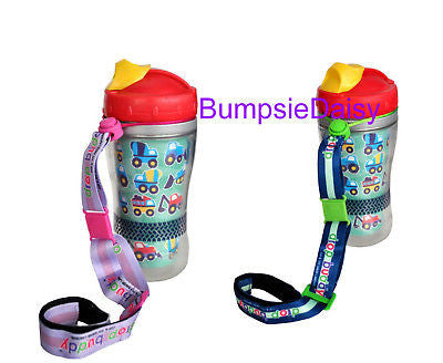 New Drop Buddy Cup & Toy Saver Lanyard Only Girls Available - BumpsieDaisy