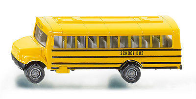 NEW Siku US School Bus Die Cast Toy Car 1319 - BumpsieDaisy