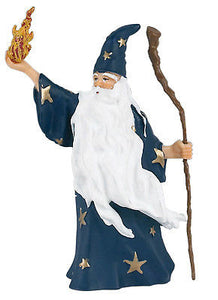 NEW Papo Merlin the Magician Tales & Legends Model 39005 - BumpsieDaisy