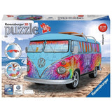 Ravensburger VW Kombi Combi Indian Summer Bus 3D Puzzle Jigsaw 162 Pieces - BumpsieDaisy