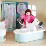 Le Toy Van Daisylane Bathroom Wood Doll House Furniture Daisy Lane - BumpsieDaisy