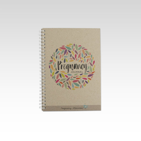 Rhicreative Baby Pregnancy Book Journal Gift Keepsake Memories - BumpsieDaisy