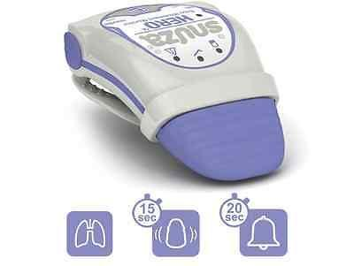 2 x Snuza Hero Halo SE Baby Movement Breathing Monitor perfect for twins! - BumpsieDaisy