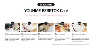 Dr.UNM  BEBETOX Skin Reproduction Program Kit w/roller [Ships USPS]