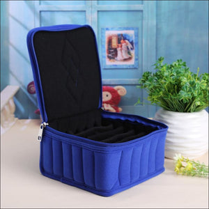 5Ml/15Ml/30Ml Essential Oil Carrying Storage Case With 36 Compartments