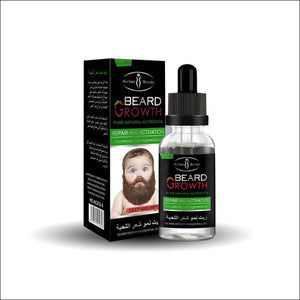 Aichun Beard Growth Skin Care | Pure Natural Nutrients Repair And Activation Essential Oil