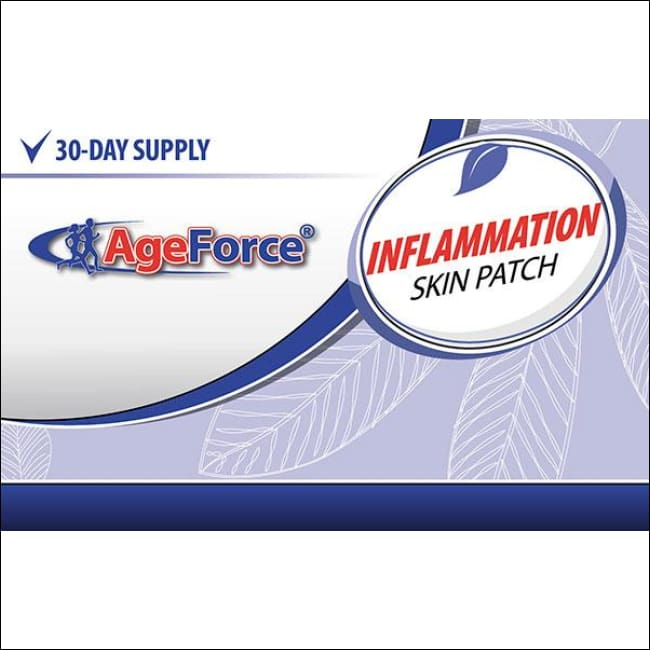 Anti-Inflammatory | Ageforce Inflammation Patch