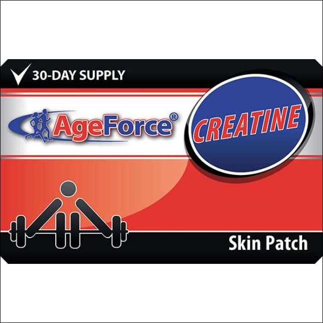 Creatine Supplement | Ageforce Creatine Patch