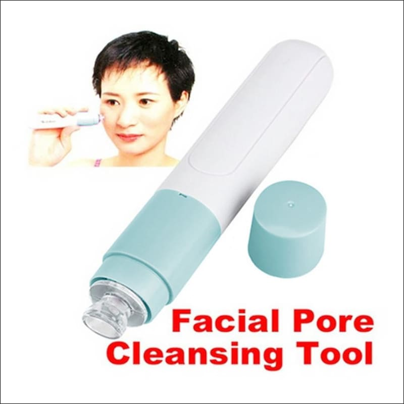 Facial Vacuum Suction Cleaner | Blackhead Removal & Skin Care Cleansing Tool