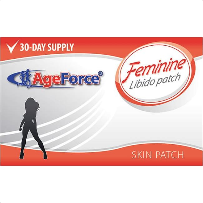Female Libido Supplement | Ageforce Female Patch