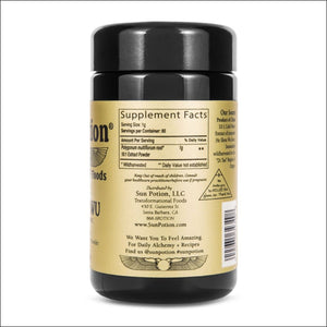 He Shou Wu Root (Wildcrafted) 80G. 10:1 Extract