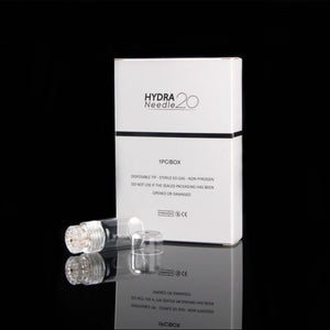 Hydra Needle 20 Micro Stamp Therapy Skin Care Texture Anti Wrinkle Acne Reduction Pore Tightening Whitening