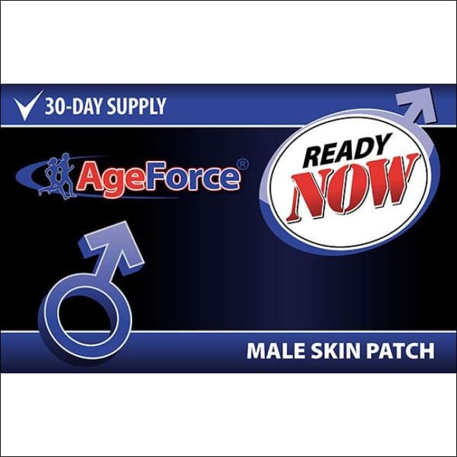 Male Libido Supplement | Ageforce Male Patch