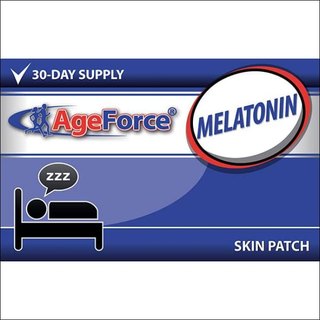 Melatonin Supplement | Ageforce Sleeping Patch