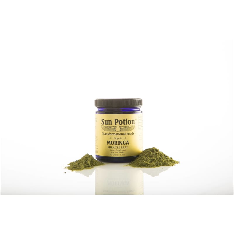 Moringa Leaf Powder (Organic) 90G.