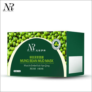 Nr Mung Bean Mud Mask For Face | Unisex Acne Detox