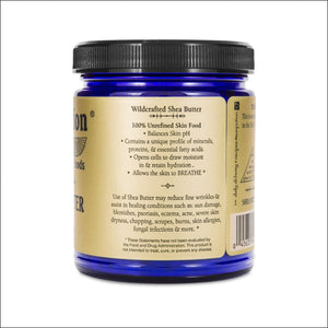 Shea Butter (Wildcrafted) Unrefined 222G.