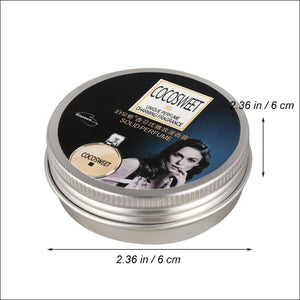 Solid Perfume For Women | Fresh Smell Romantic Fragrance