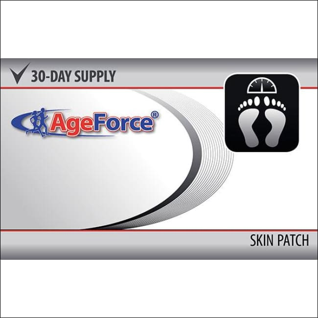 Weight Management Supplement | Ageforce Weight Mgmt Patch