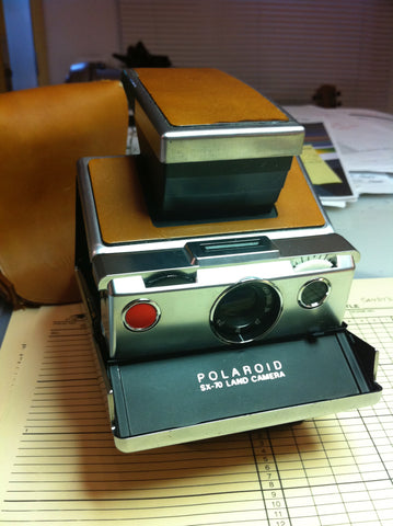 Shooting Skills: Polaroid and Analog Instant Photography