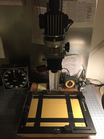 Darkroom 101: Silver Printing and Using the Enlarger