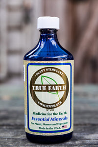 TrueEarth #333 Essential Mineral Solution