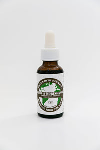 Full Spectrum Hemp & Moringa Oil 2000mg