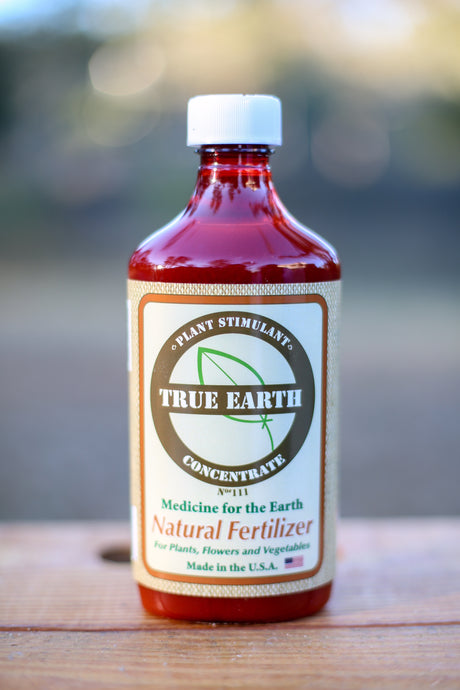 True Earth #111 Natural Fertilizer