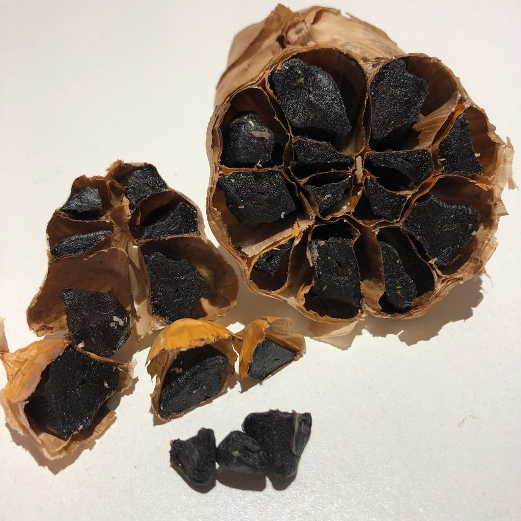 Organic Black Garlic 1 clove