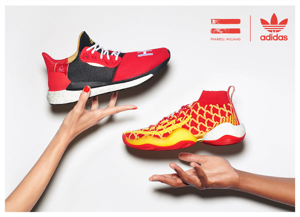 adidas x Pharrel Williams | Chinese New Year Hu Pack | b.space