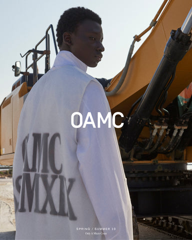OAMC | SS19 | b.space