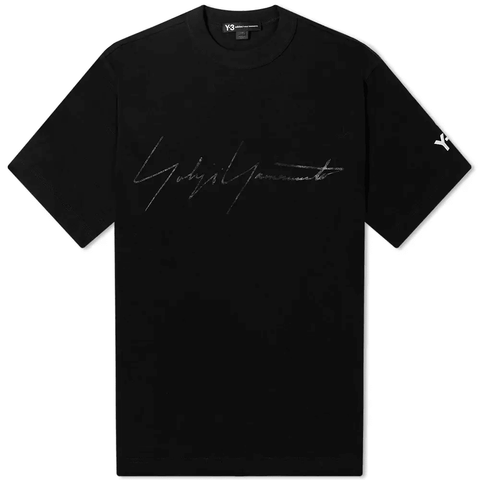 FADED SIGNATURE GRAPHIC TEE