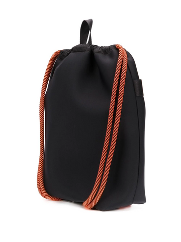 Y-3 DRAWSTRING BEACH BAG