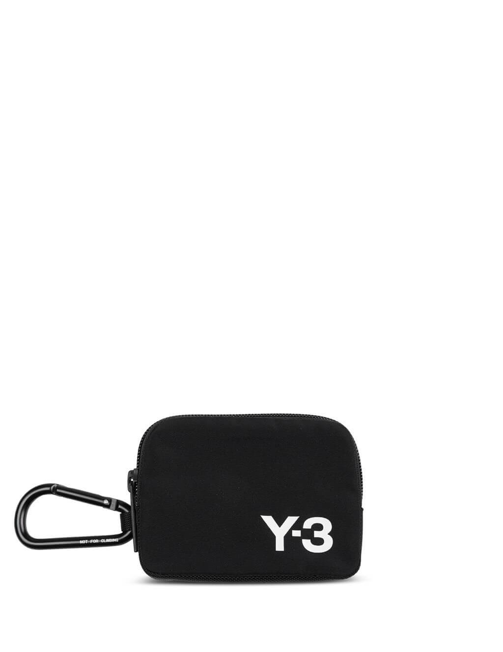 Y-3 CARABINER POUCH