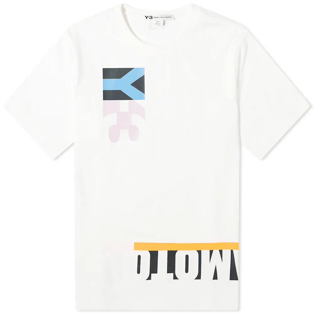 SWIM BOX GRAPHIC SHORT SLEEVE TEE