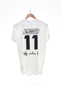 Always or Never Tee (WHITE) - Always