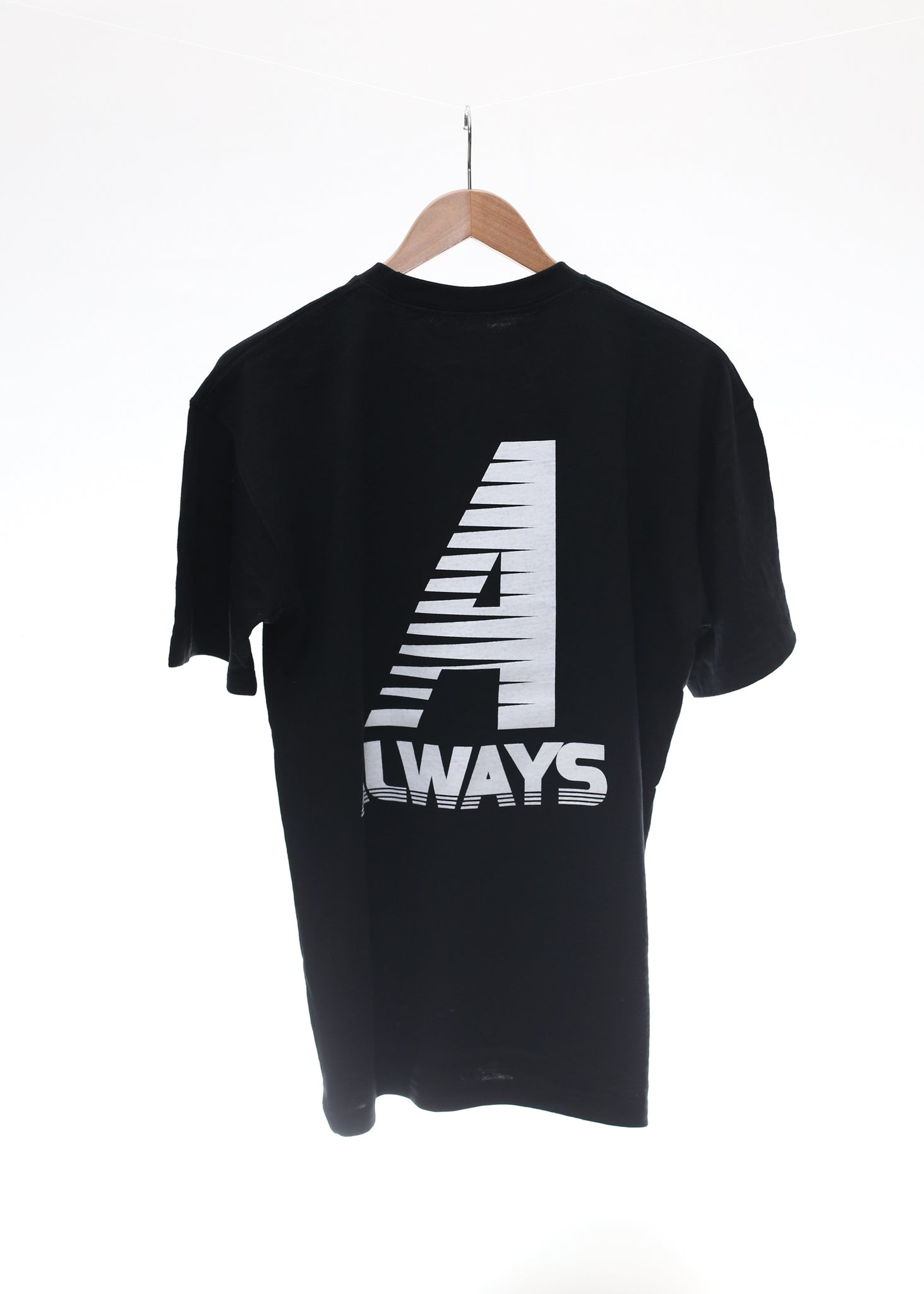 Sports 2.0 Tee (BLACK) - Always