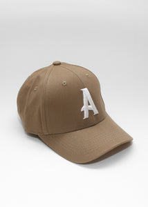 Signature Logo Baseball Cap (Tan) - Always
