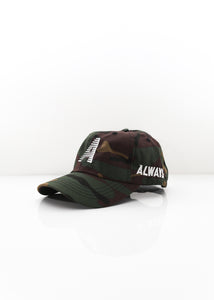 Sports Dad Hat (CAMO) - Always