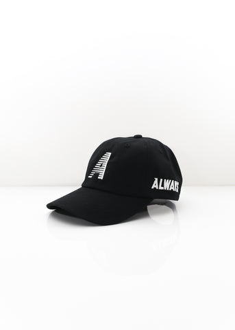 Sports Dad Hat (BLACK) - Always