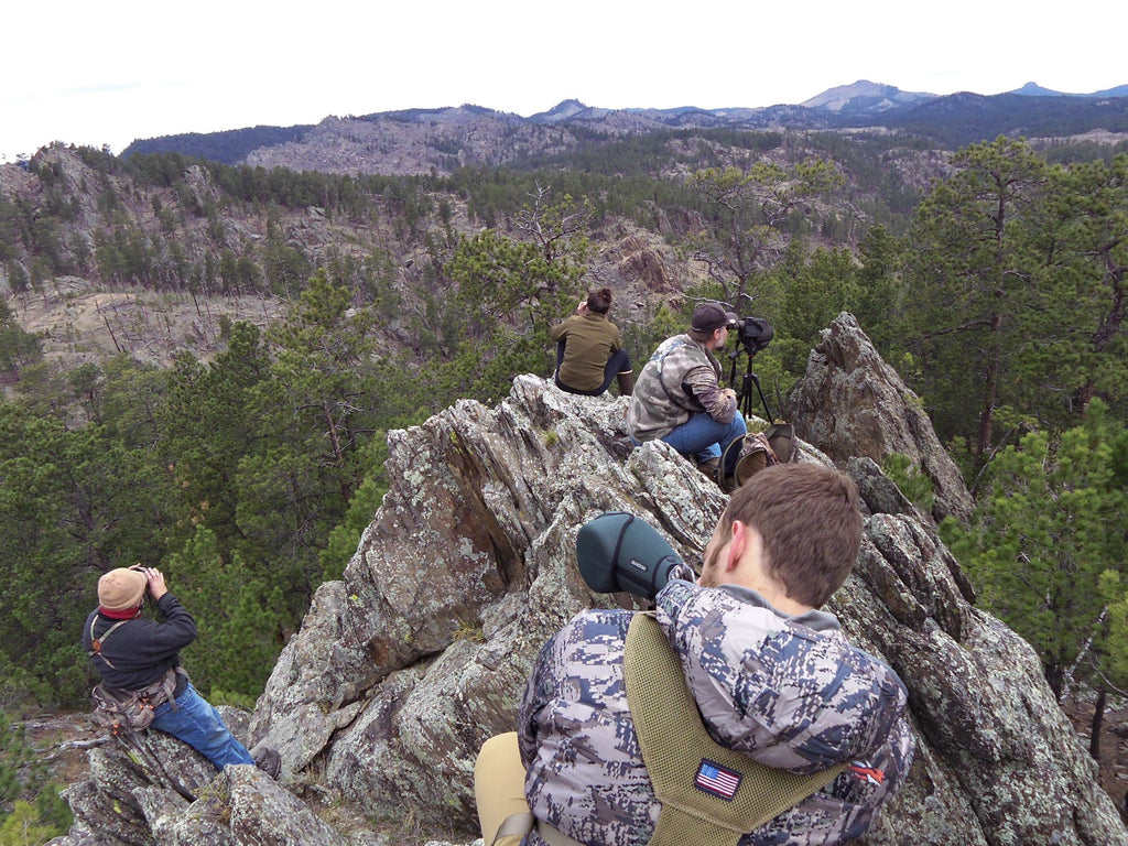 2018 Black Hills Volunteer Project - South Dakota
