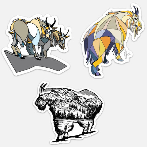 Goat Sticker Pack